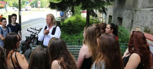 """""""Schüler auf Spurensuche – DDR vor Ort"""""""