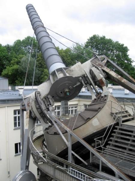 Großer Refraktor der Archenhold-Sternwarte