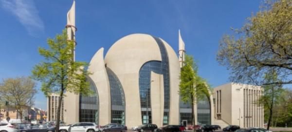 DITIB Zentralmoschee in Köln