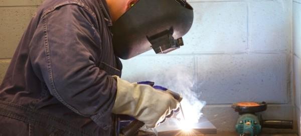 Lehrstelle: Kernkompetenz Schweißen in Metallberufen
