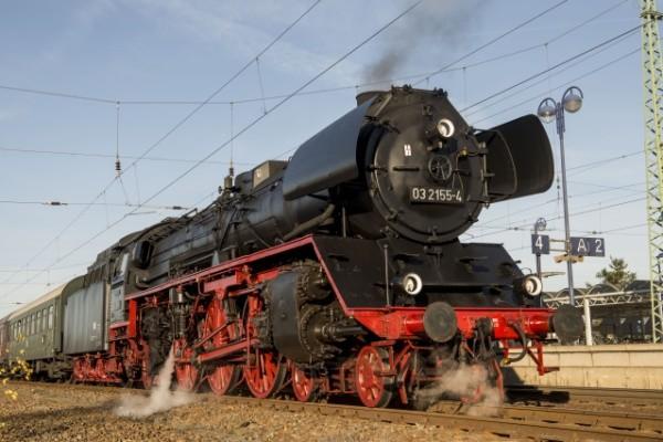 Schnellzug-Dampflok