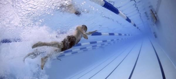 Schwimmen in Berliner Bädern
