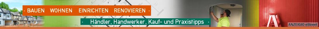 Bauen - Wohnen - Einrichten - Renovieren, Pankow 10439 13187 13189