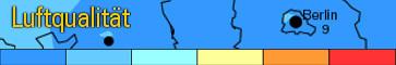 Feinstaub Prognose 3 Tage - Mietspiegel-Abfrage täglich - Lärmbelästigung Pankow - Straßenverkehr