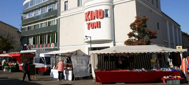 Antonplatz in Weissensee