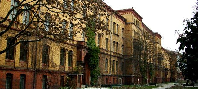 Bezirksamt Pankow an der Fröbelstraße
