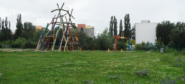 Mauerpark - das grüne Band Berlins