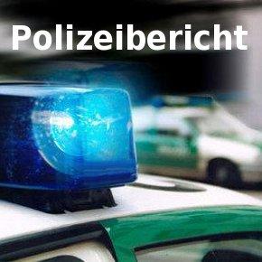 Polizeibericht 14.08.2016