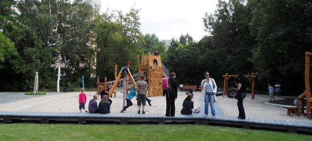 Spielplatz Trelleborger