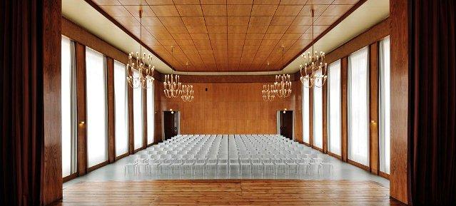 Aula Kunsthochschule Weißensee