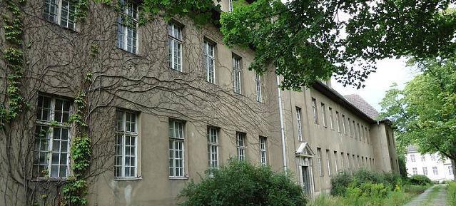 Evangelische Schule Berlin Buch im Ludwig-Hoffmann-Quartier