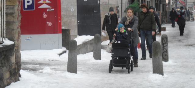 Schneetag in Berlin am 10.12.2012