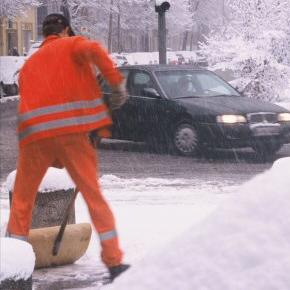 NABU warnt vor Tausalz - Foto: Winterdienst BSR