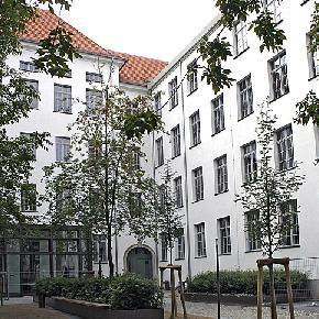 Oberstufenzentrum Bürowirtschaft und Dientleistungen. Foto: Stefan Marien