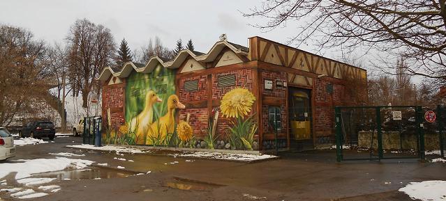 Neuer Knaack-Club am Mauerpark