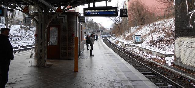 S-Bahn mit besseren Verkehrsangebot