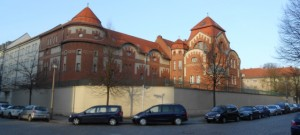 Justizvollzugsanstalt für Frauen - Standort Pankow Arkonastrasse/Borkumer Strasse