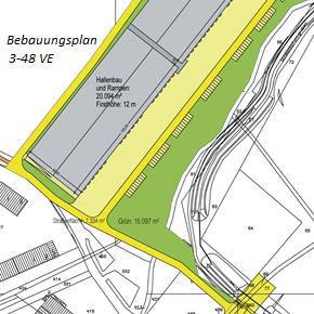 Bebauungsplanentwurf 3-48 VE Pankow-Heinersdorf