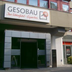 GESOBAU AG - Haupteingang