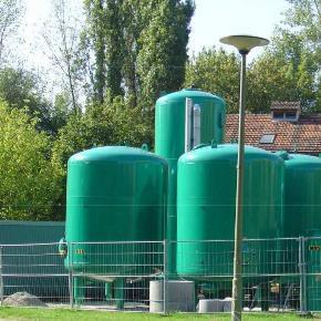 Grundwassersanierung Thälmann Park
