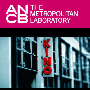 Cinema of the Future 2013 - ANCB - The Metropolitan Laboratory
