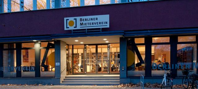 Geschäftsstelle des Berliner Mietervereins e.V. - Pressefoto