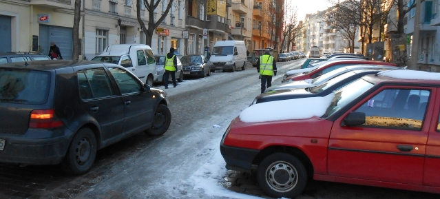 Parkraumbewirtschaftung Prenzlauer Berg