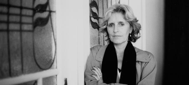 Ulrike Edschmidt - Foto: Sebastian Edschmid/Suhrkamp Verlag.