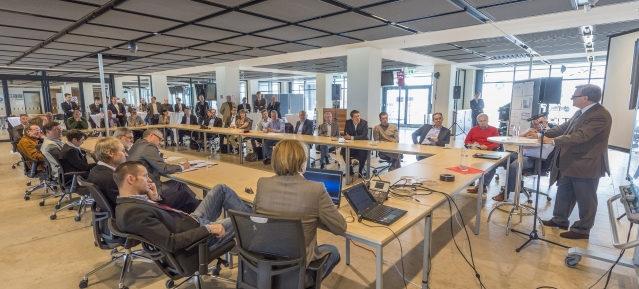 Start von SPRINT auf dem Flughafen BER am 1.5.2013