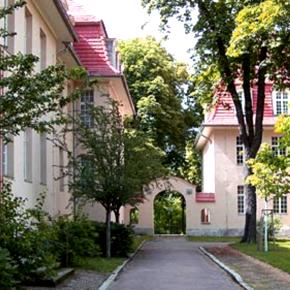 """Das grüne Pankow entdecken: """"Alte Leute Heim"""" in Berlin-Buch"""