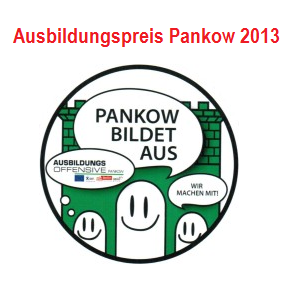 Ausbildungspreis Pankow 2013