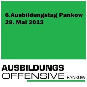 Ausbildungstag Pankow 2013 am 29.Mai 2013