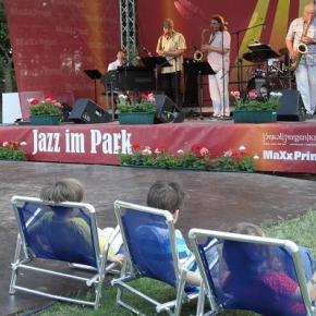 Jazz im Park 2013