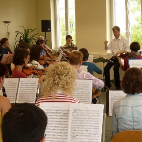 Kammerorchester Weissensee - Foto: T. Schmalenberg