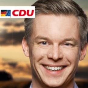 Lars Zimmermann - Bundestagskandidat der CDU