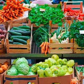 Wochenmärkte in Pankow
