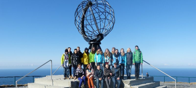 Expedition an das Nordkap Foto: Anna Geisler