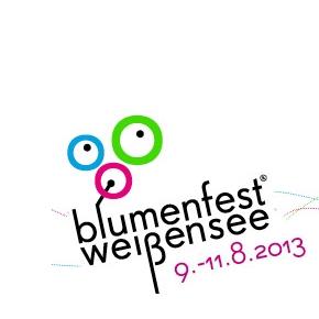Blumenfest Weissensee 2013 vom 9.-11.8.2013
