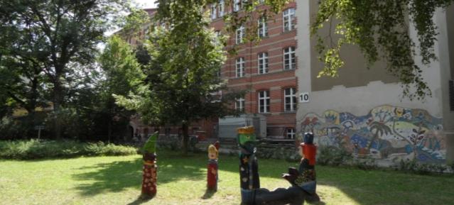 JUKS - Jugendkunstschule - Neue Schönholzer Straße 10 - 13187 Berlin-Pankow