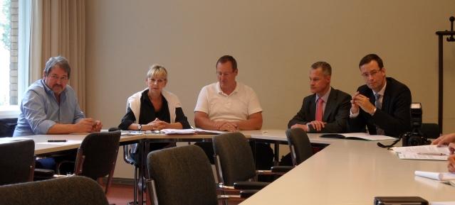 Pilotvertrag zwischen Bezirksamt Pankow und GESOBAU AG