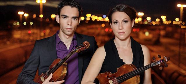 The Twiolines - Marie Luise und Christoph Dingler aus Mannheim