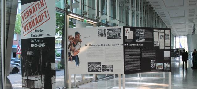 Ausstellung: Verraten & Verkauft - Jüdische Unternehmen in Berlin 1933-1945
