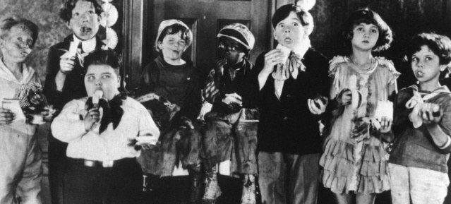 Die kleinen Strolche - Kinderfilm - Regie: Hal Roach