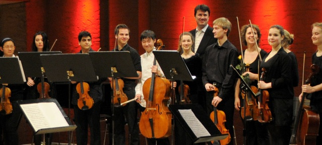 """62. Rathauskonzert: """"Auftakt"""" mit der Internationalen Musikakademie"""