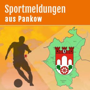 Sportmeldungen aus Berlin-Pankow