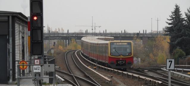S-Bahn-Linie S2 nach Blankenfelde