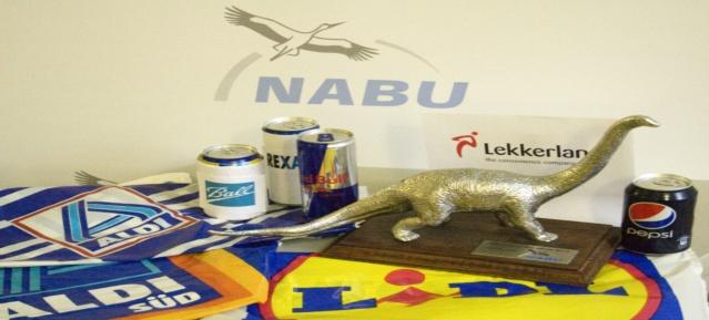 Dinosaurier des Jahres 2013 - Foto: NABU Eric Neuling