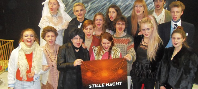 Die Murkebühne feiert ihren 20. Geburtstag