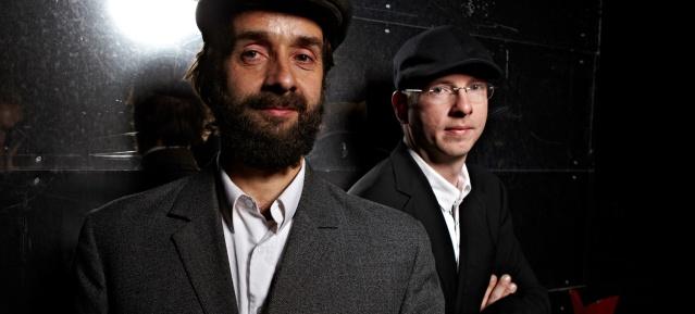 Louie Prima und Justin Fidèle - Foto: Helge Ferbitz