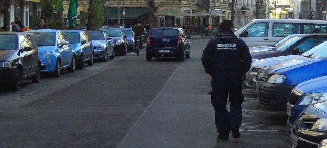 Ordnungsamt Parkraumbewirtschaftung in Pankow